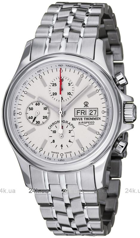 Наручные часы Revue Thommen Airspeed Heritage Chronograph 17081.6132