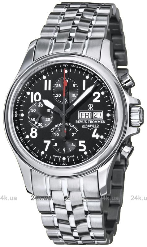 Наручные часы Revue Thommen Airspeed Heritage Chronograph 17081.6137