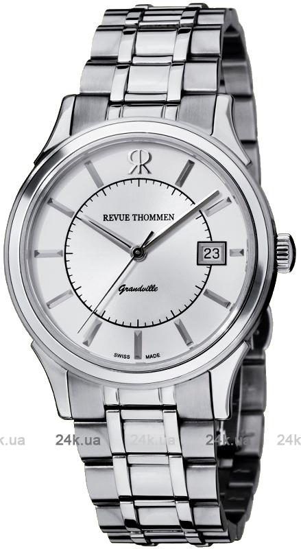 Наручные часы Revue Thommen New Grandville 21015.2132