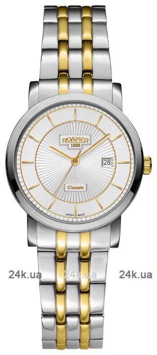 Наручные часы Roamer Classic Line 709844.47.17.70