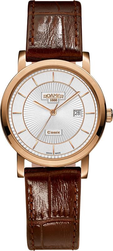 Наручные часы Roamer Classic Line 709844.49.17.07