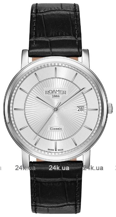 Наручные часы Roamer Classic Line 709856.41.17.07