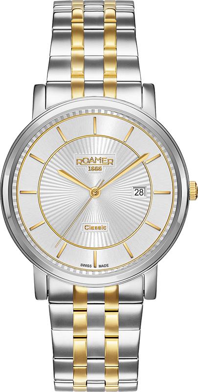 Наручные часы Roamer Classic Line 709856.47.17.70