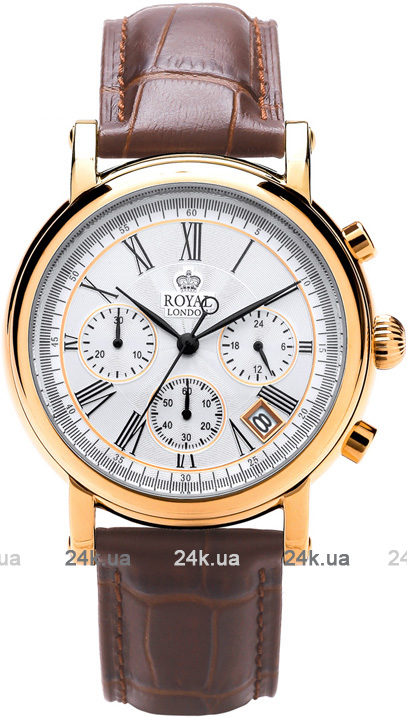Наручные часы Royal London Classic Chronograph 32 41193-03