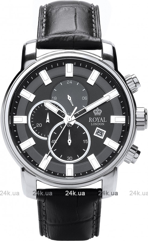 Наручные часы Royal London Classic Chronograph Watch 41235-02