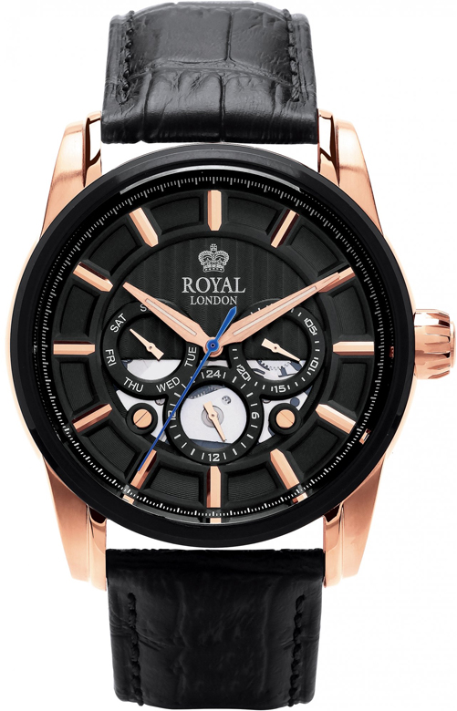 Наручные часы Royal London Multifunction Watch 41324-04