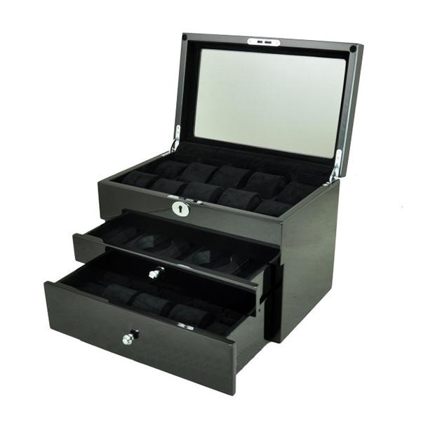 Шкатулки Salvadore Watch Boxes 804-25BB