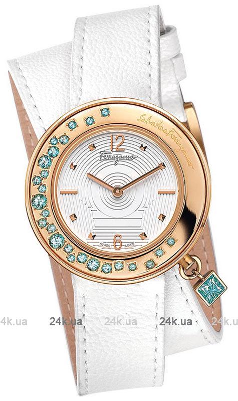 Наручные часы Salvatore Ferragamo Gancino Sparkling Lady Fr64sbq52401s001