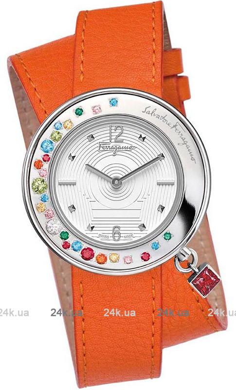 Наручные часы Salvatore Ferragamo Gancino Sparkling Lady Fr64sbq90001s165