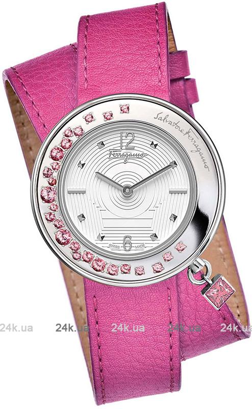 Наручные часы Salvatore Ferragamo Gancino Sparkling Lady Fr64sbq91201s109