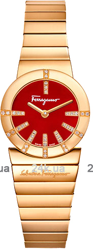 Наручные часы Salvatore Ferragamo Gancino Soiree Lady Fr70sbq5108is080