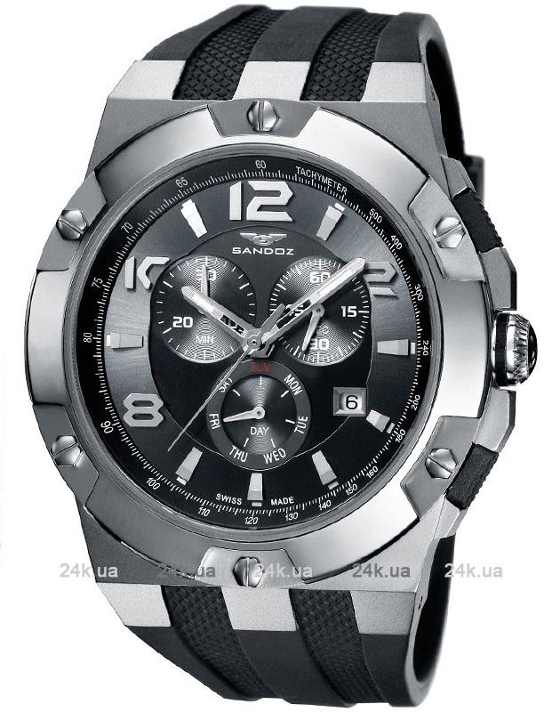 Наручные часы Sandoz Caractere Chronograph 81289-01