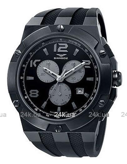 Наручные часы Sandoz Caractere Chronograph 81289-95
