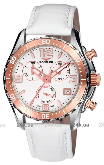 Наручные часы Sandoz The Race Chronograph 81292-90