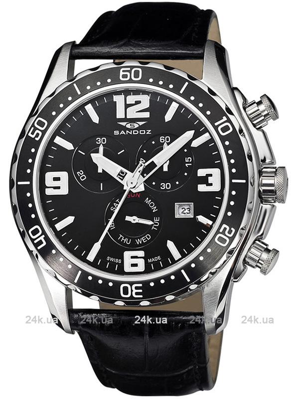 Наручные часы Sandoz The Race Chronograph 81329-55