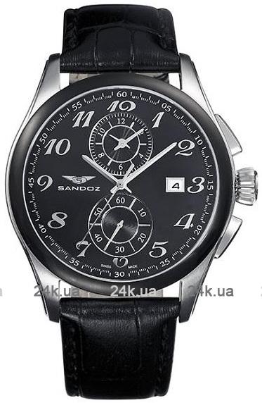 Наручные часы Sandoz Portobello GMT 81339-55