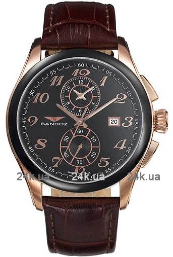 Наручные часы Sandoz Portobello GMT 81339-95