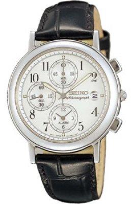 Наручные часы Seiko Classic Alarm Chronograph SNA SNA089P1