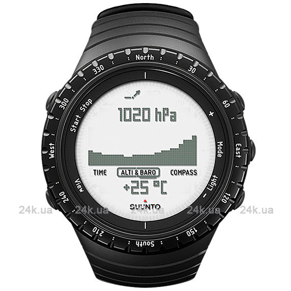 Спортивные часы Suunto CORE CORE REGULAR BLACK