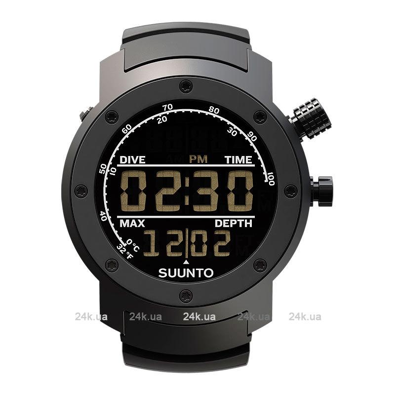 Спортивные часы Suunto ELEMENTUM ELEMENTUM AQUA N/BLACK RUBBER