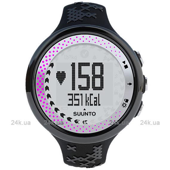Спортивные часы Suunto M5 M5 WOMEN BLACK/SILVER