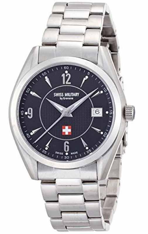 Наручные часы Swiss Alpine Military Classic 1566.1237