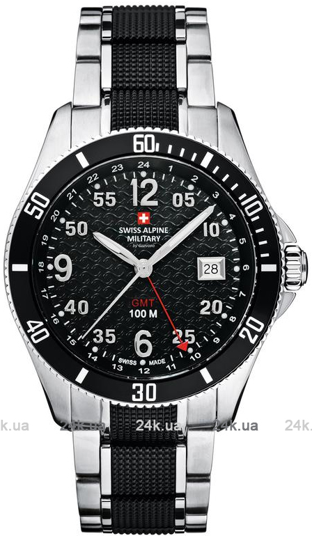 Наручные часы Swiss Alpine Military Flying Legend GMT sam1616.1177