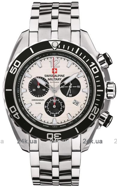 Наручные часы Swiss Alpine Military Aviator Chrono 1650.9132