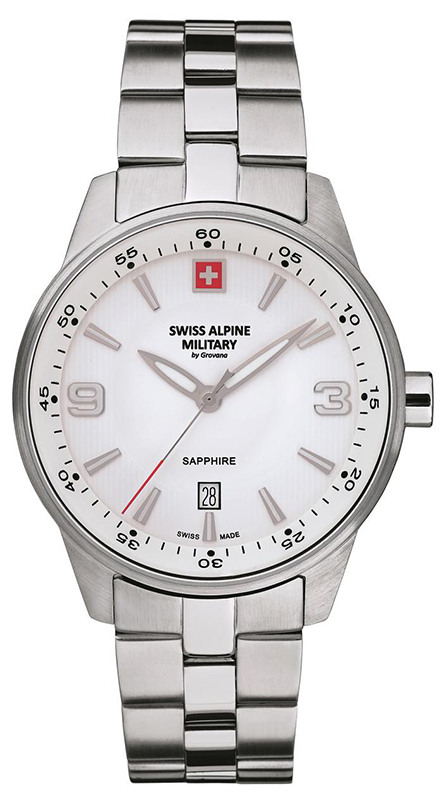 Наручные часы Swiss Alpine Military Flap 7017.1133