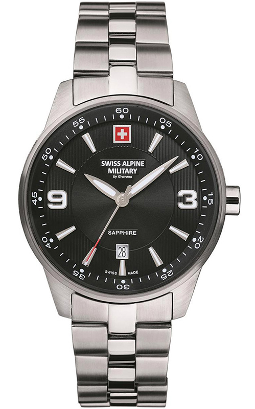 Наручные часы Swiss Alpine Military Flap 7017.1137