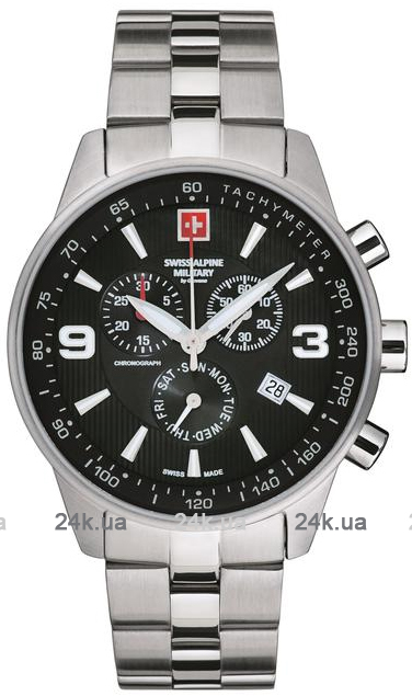 Наручные часы Swiss Alpine Military Flap 7017.9137