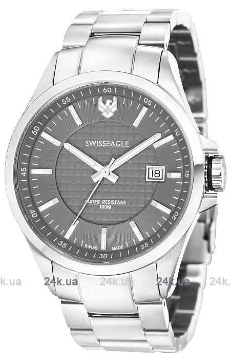 Наручные часы Swiss Eagle Corporal  SE-9035-33