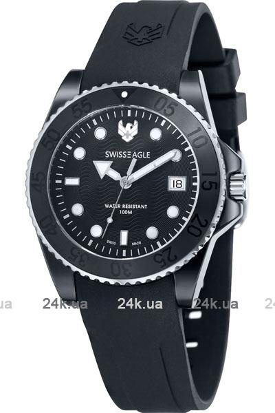Наручные часы Swiss Eagle Dive II SE-9052-33