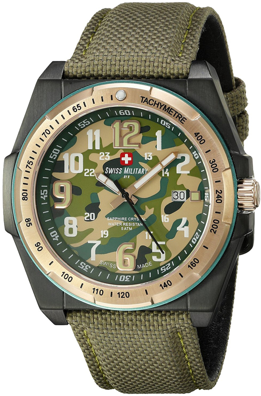 Наручные часы Swiss Military BY R Commando 50505 37NR V