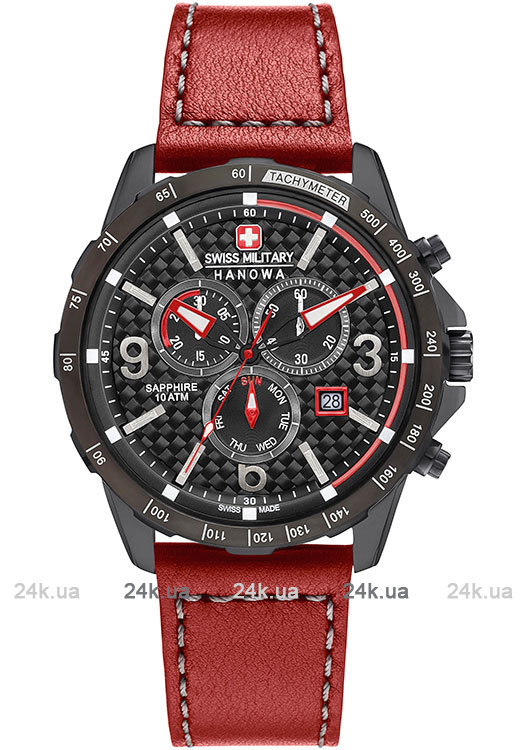 Наручные часы Swiss Military Hanowa Ace Chrono 06-4251.13.007