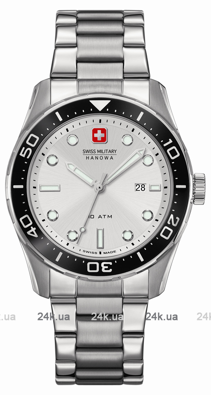 Наручные часы Swiss Military Hanowa Aqualiner 06-5213.04.001