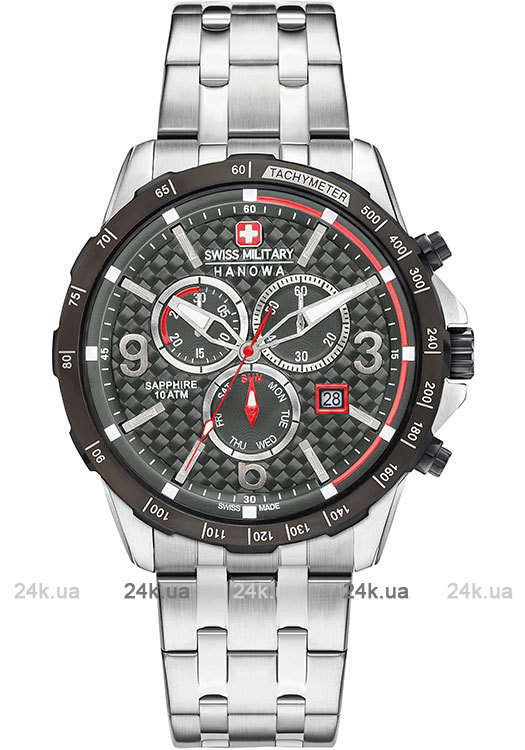 Наручные часы Swiss Military Hanowa Ace Chrono 06-5251.33.001