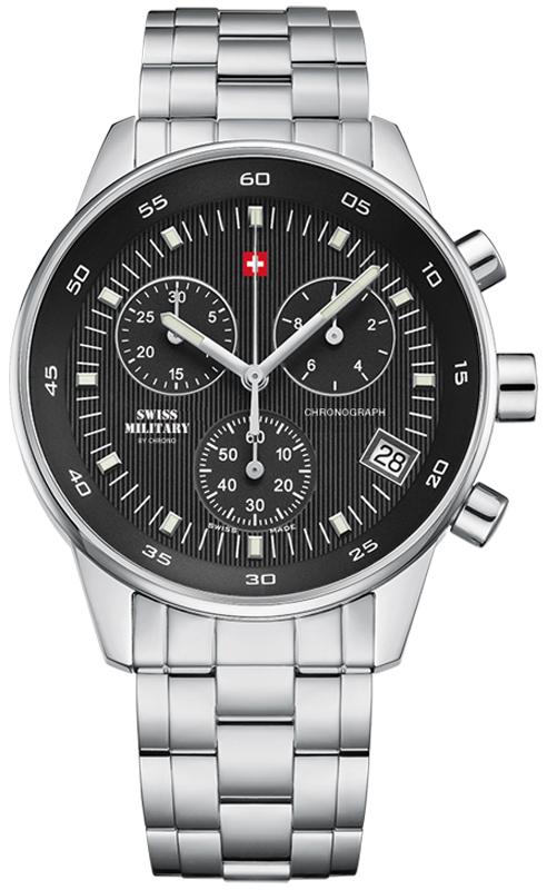 Наручные часы Swiss Military by Chrono Arena SM30052.01