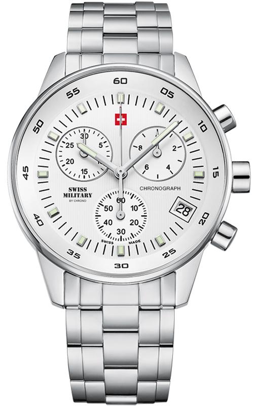 Наручные часы Swiss Military by Chrono Arena SM30052.02