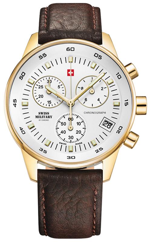 Наручные часы Swiss Military by Chrono Arena SM30052.05