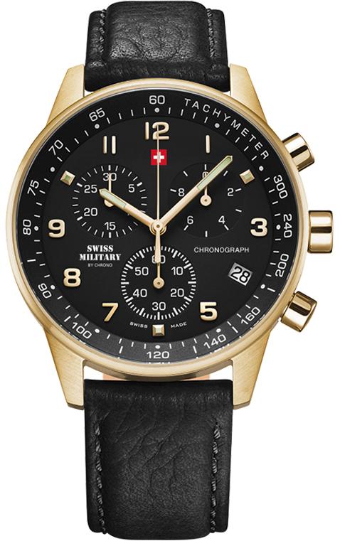 Наручные часы Swiss Military by Chrono Arena SM34012.10