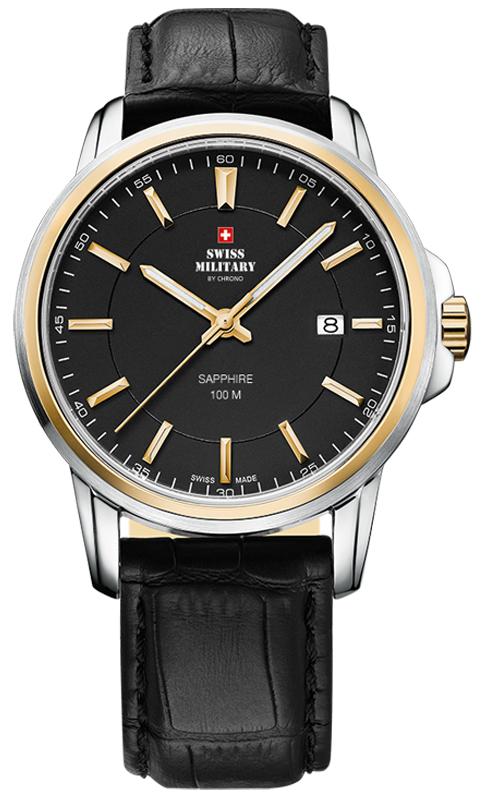 Наручные часы Swiss Military by Chrono Classic SM34039.10