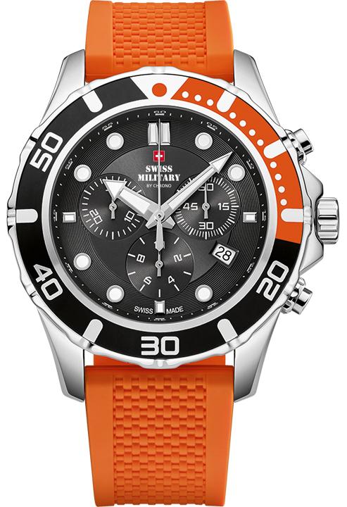 Наручные часы Swiss Military by Chrono Chrono Pro SM34044.05