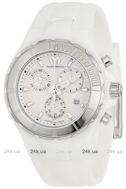 Наручные часы TechnoMarine Ceramic Monochrome Chrono 110030B