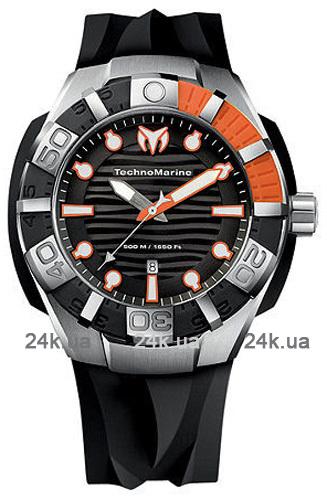 Наручные часы TechnoMarine Black Reef Date 512001S
