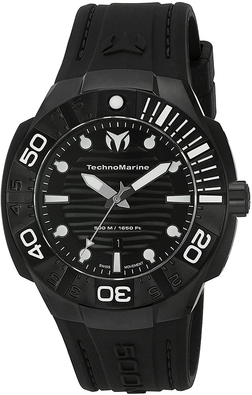 Наручные часы TechnoMarine Black Reef Date TM-515012