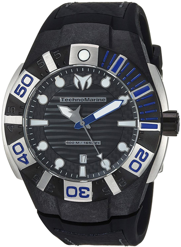 Наручные часы TechnoMarine Black Reef Date TM-515027