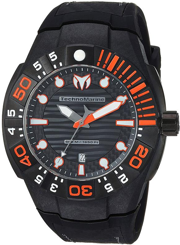 Наручные часы TechnoMarine Black Reef Date TM-515028
