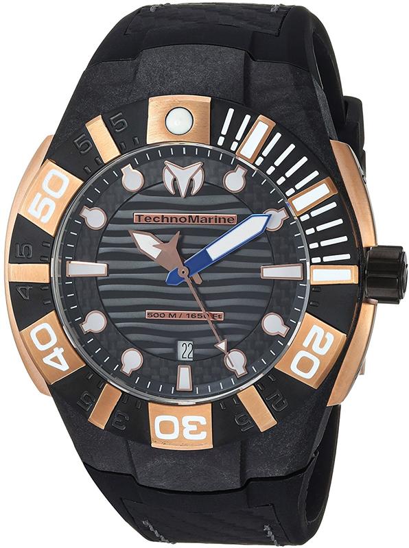 Наручные часы TechnoMarine Black Reef Date TM-515029
