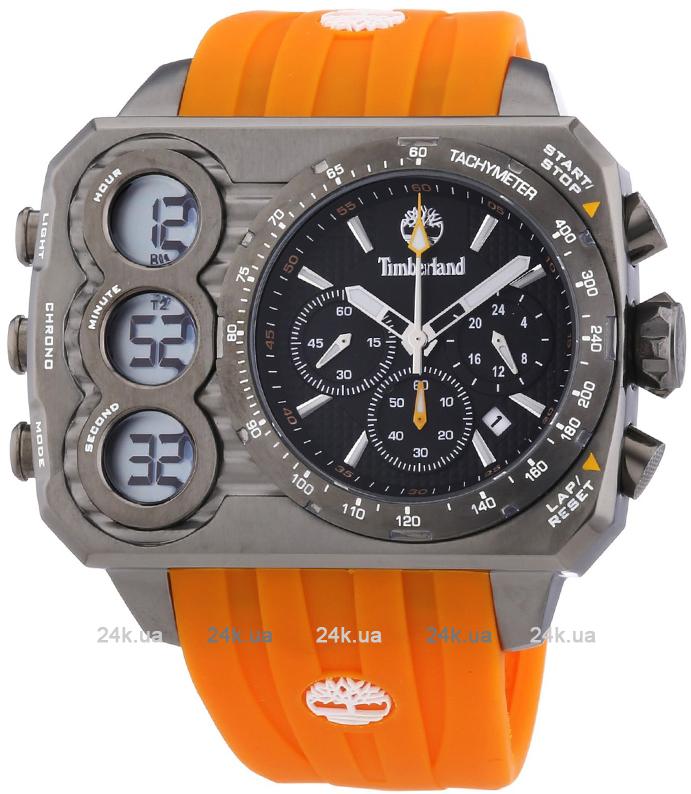 Наручные часы Timberland HT3 Chronograph TBL.13673JSU/02S